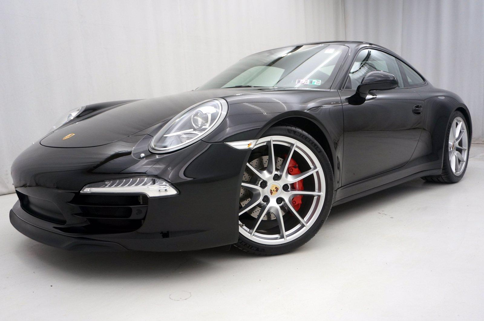 Used 2014 Porsche 911 Carrera 4S  | King of Prussia, PA