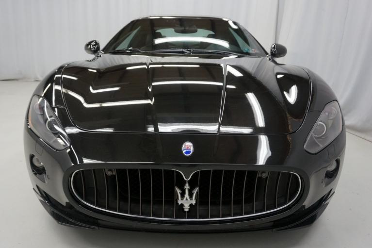 Used-2011-Maserati-GranTurismo-S