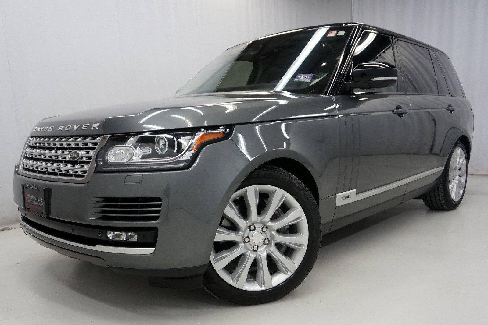 Used 2014 Land Rover Range Rover Supercharged LWB | King of Prussia, PA