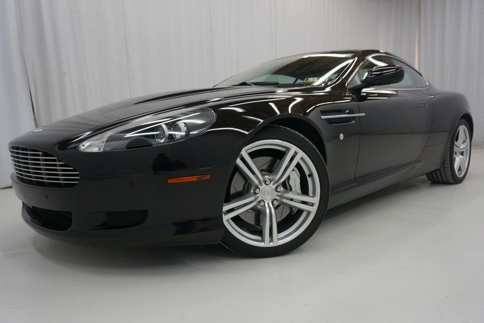 2008 aston martin db9 stock # ga09765 for sale near king of prussia