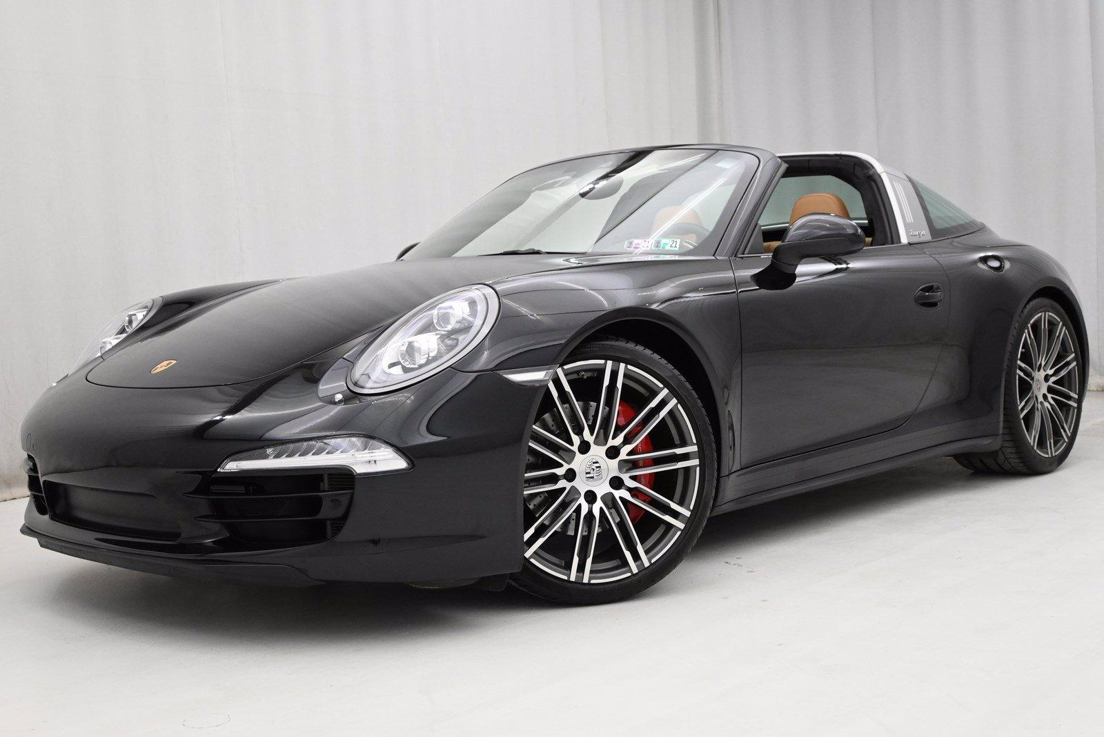 Used 2015 Porsche 911 Targa 4S | King of Prussia, PA