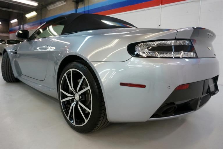 2014 Aston Martin V8 Vantage Centenary Edition Stock