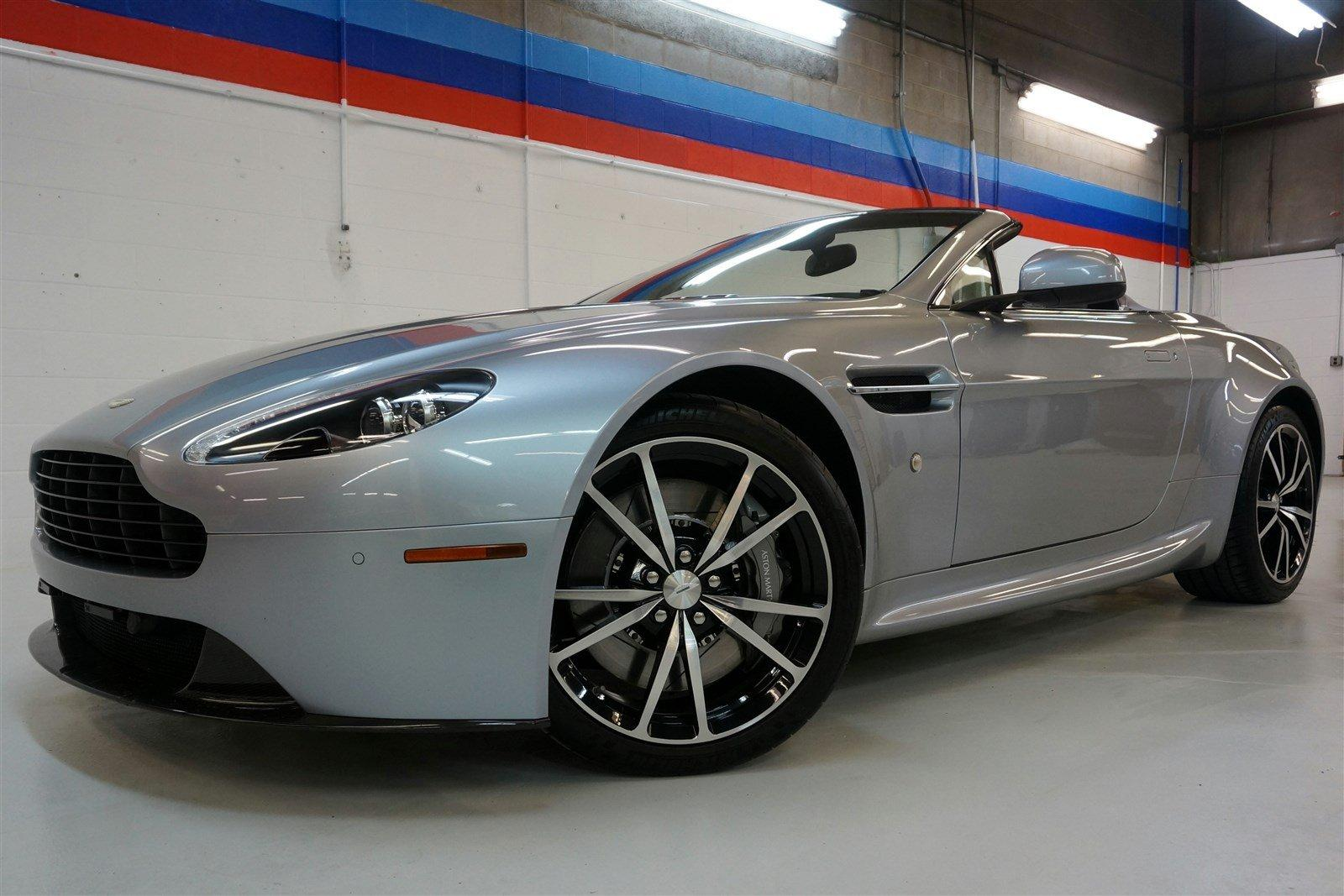 Aston Martin V Vantage Centenary Edition Stock GD For - Aston martin used for sale