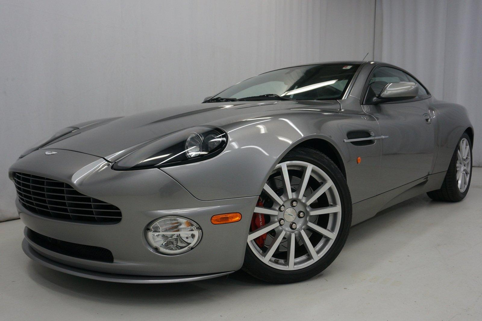 Aston Martin Vanquish S Stock B For Sale Near King Of - Aston martin vanquish 2006 for sale