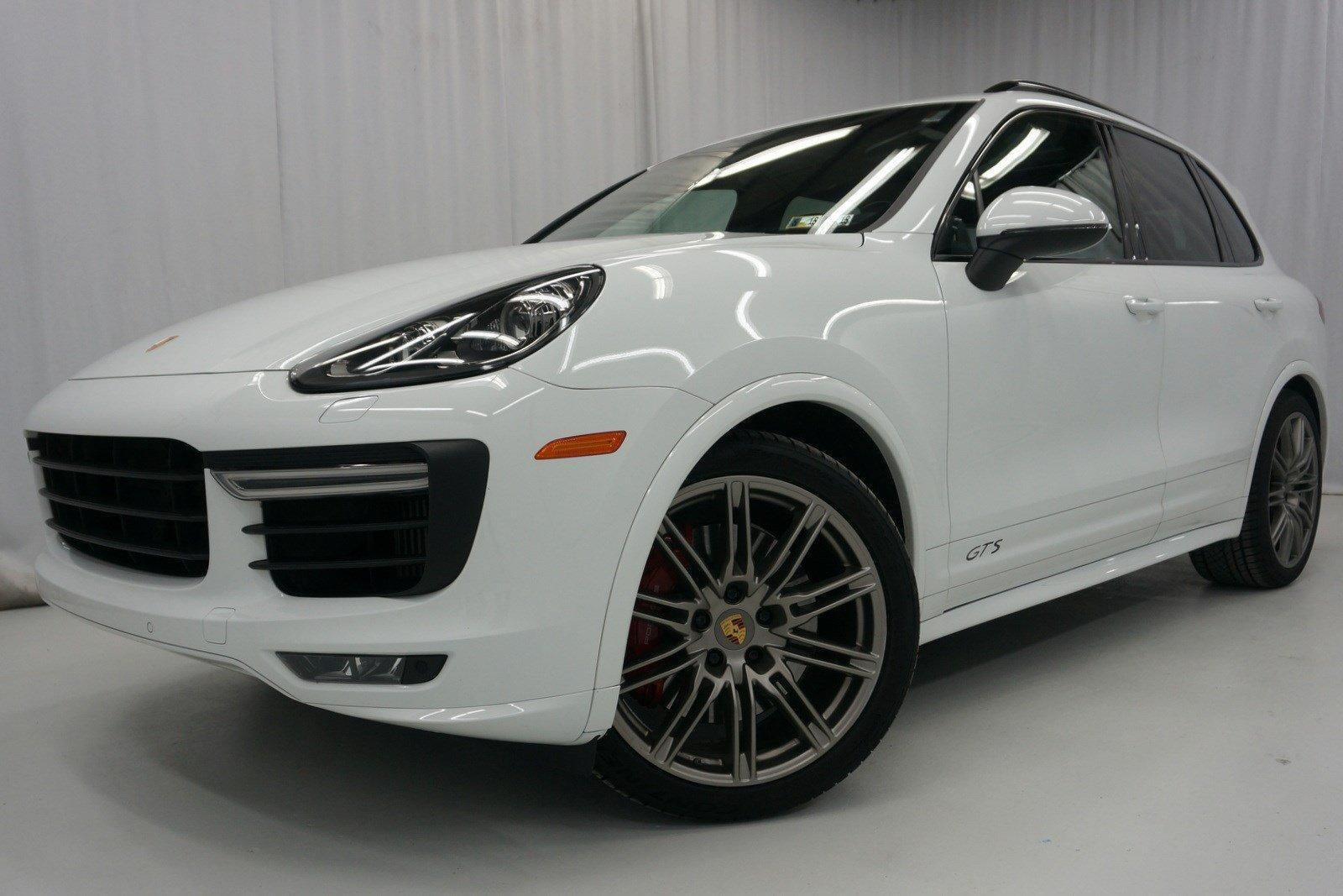 2017 Porsche Cayenne Gts Stock La80089 For Sale Near King Of Prussia Pa Pa Porsche Dealer