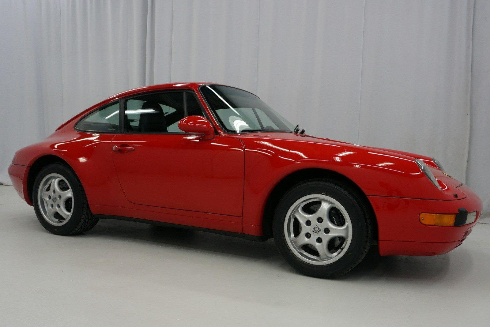 Used-1995-Porsche-911-Carrera