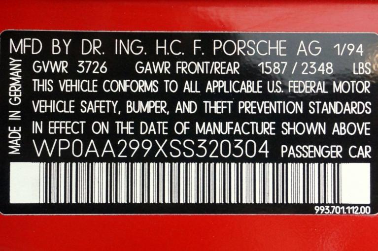 Used-1995-Porsche-911-Carrera
