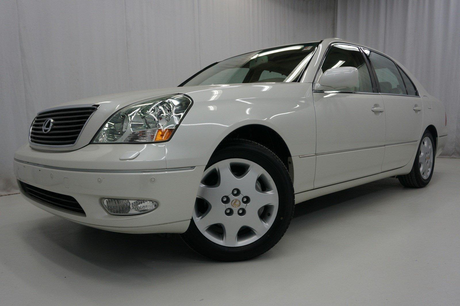 Used-2001-Lexus-LS-430