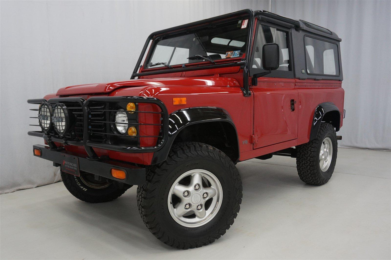 Used 1994 Land Rover Defender 90  | King of Prussia, PA