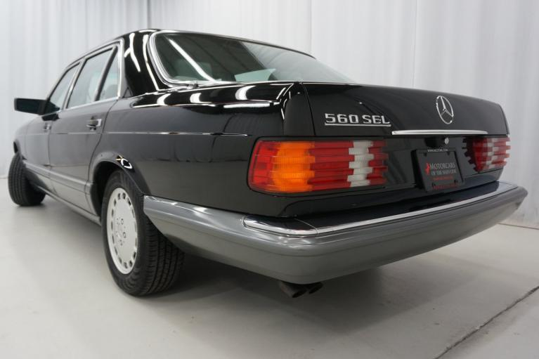 Used-1991-Mercedes-Benz-560SEL-560SEL