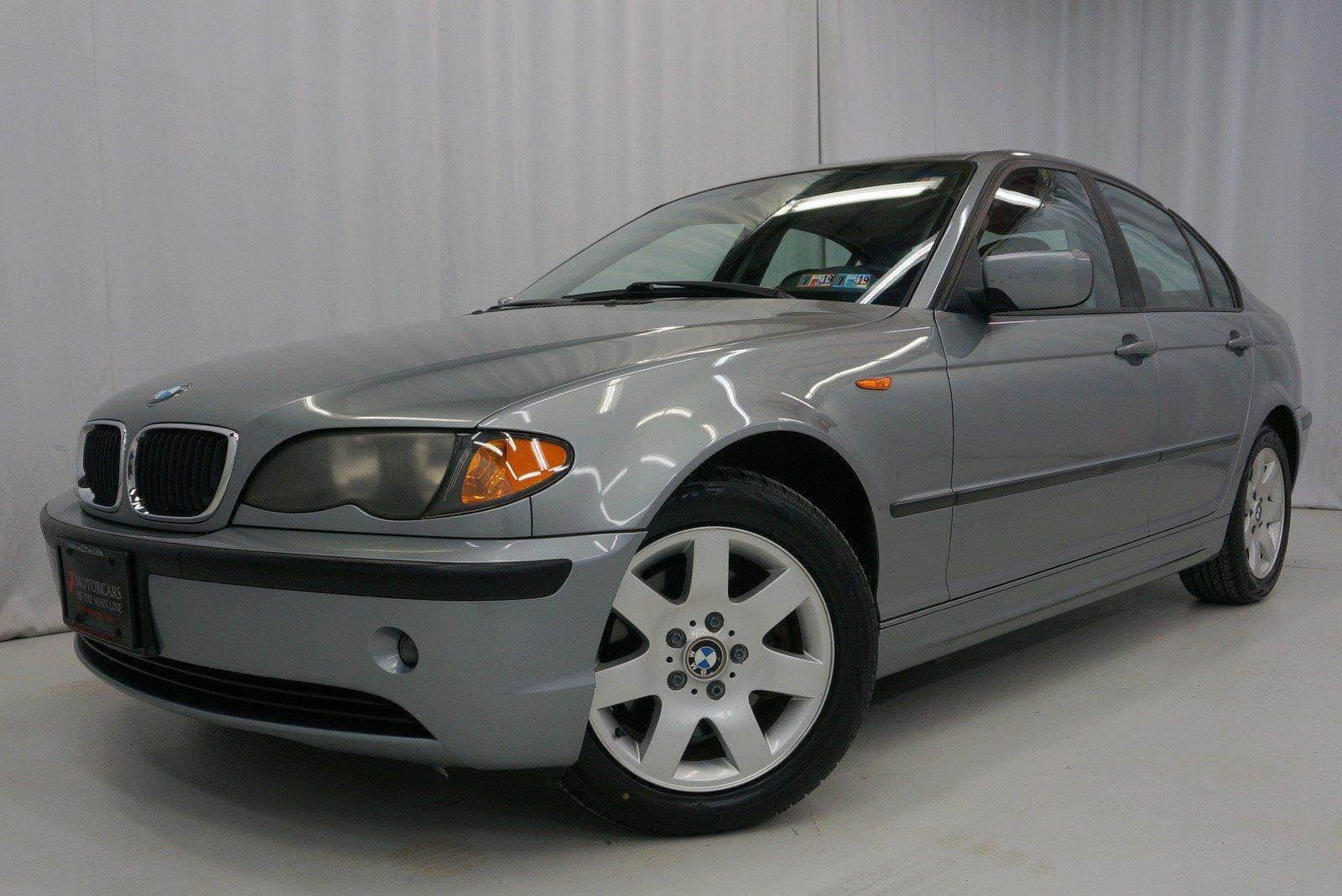 2004 Bmw 3 Series 325i Stock Nj96312 For Sale Near King Of Prussia