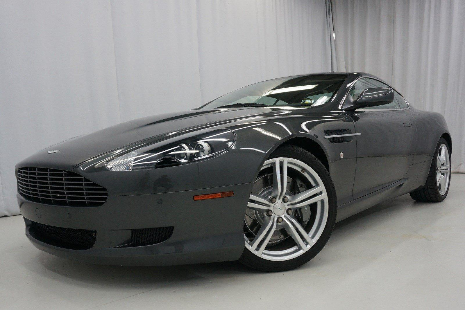 2007 Aston Martin Db9 Stock Ga08920 For Sale Near King Of Prussia