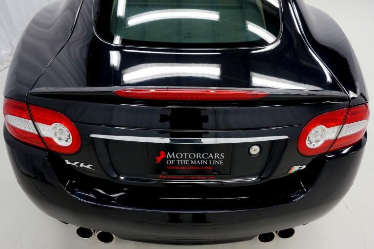 Used 2012 Jaguar XK XKR