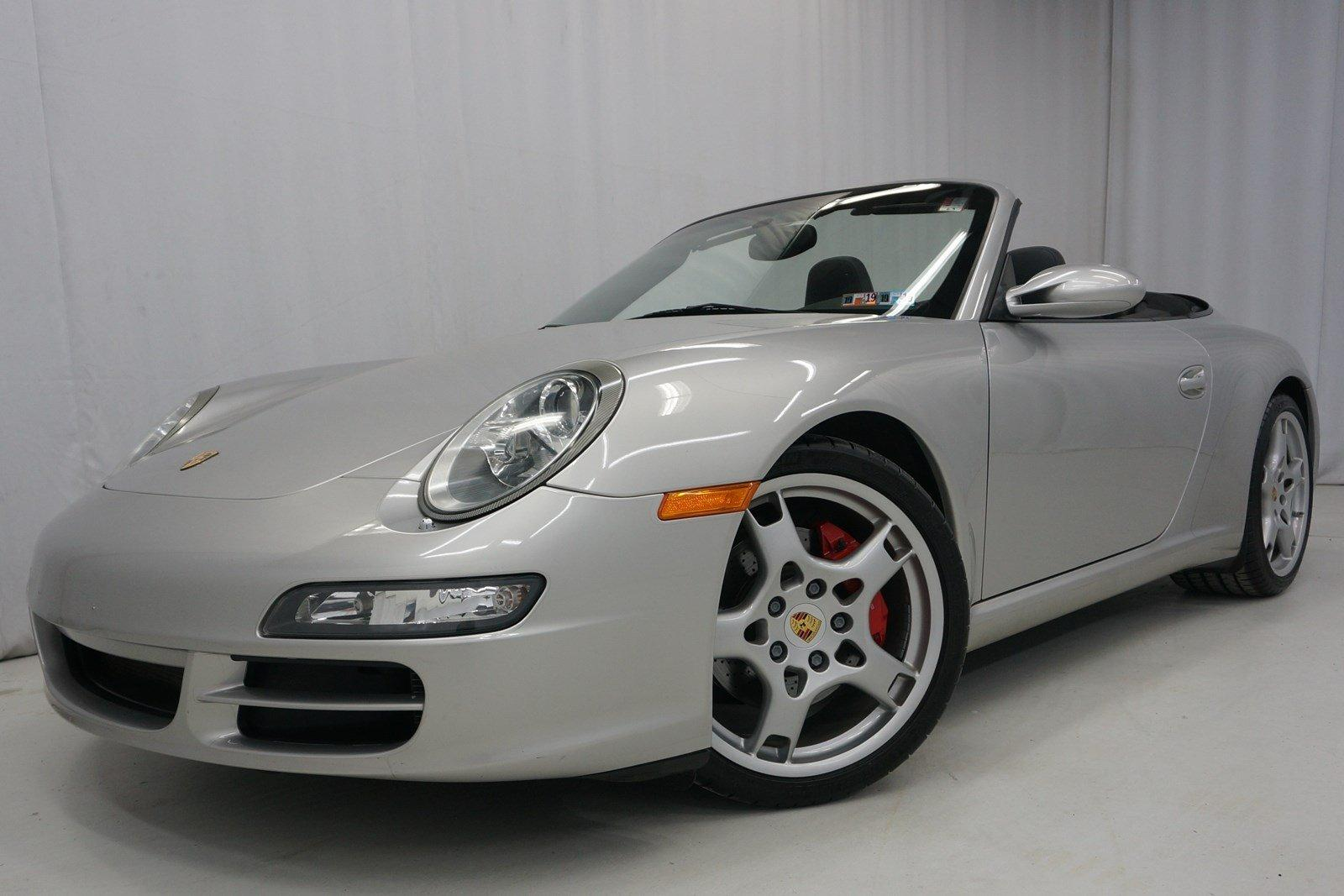 Used 2008 Porsche 911 Carrera S | King of Prussia, PA