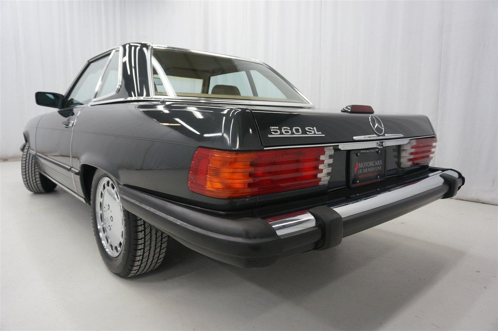 Used-1988-Mercedes-Benz-560SL