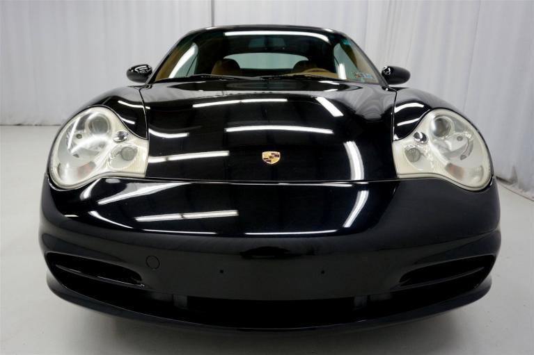 Used-2003-Porsche-911-Carrera