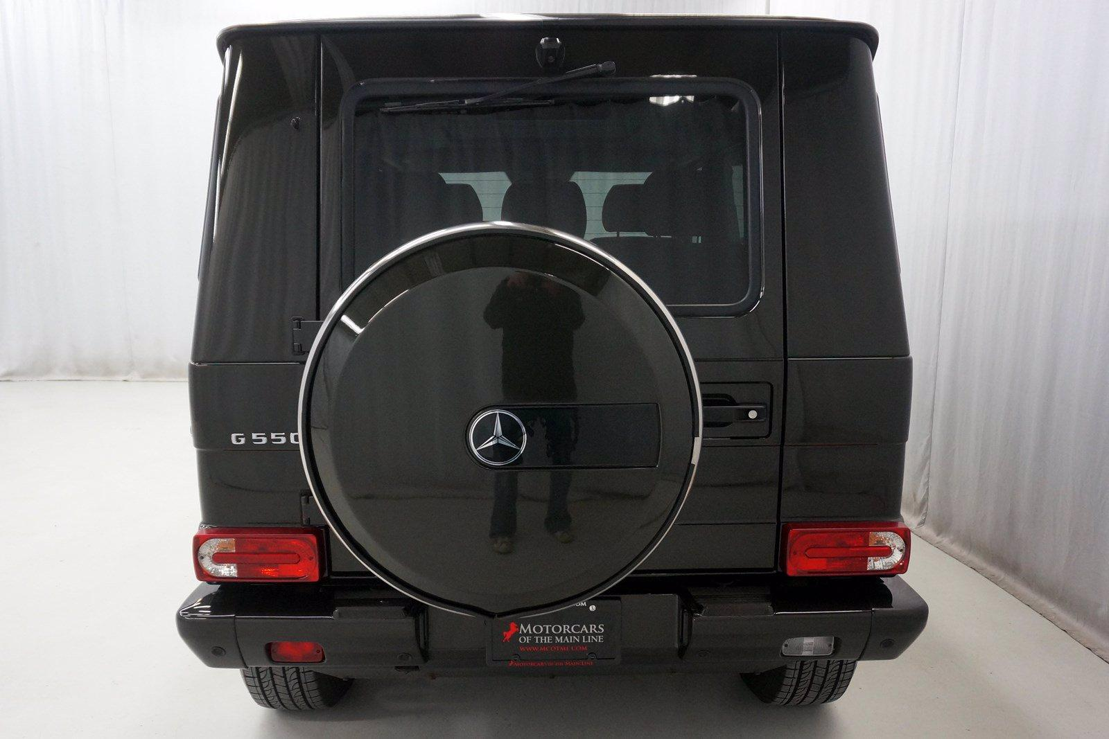 Used-2009-Mercedes-Benz-G-Class-G550