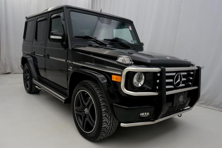 Used-2009-Mercedes-Benz-G-Class-55L-AMG