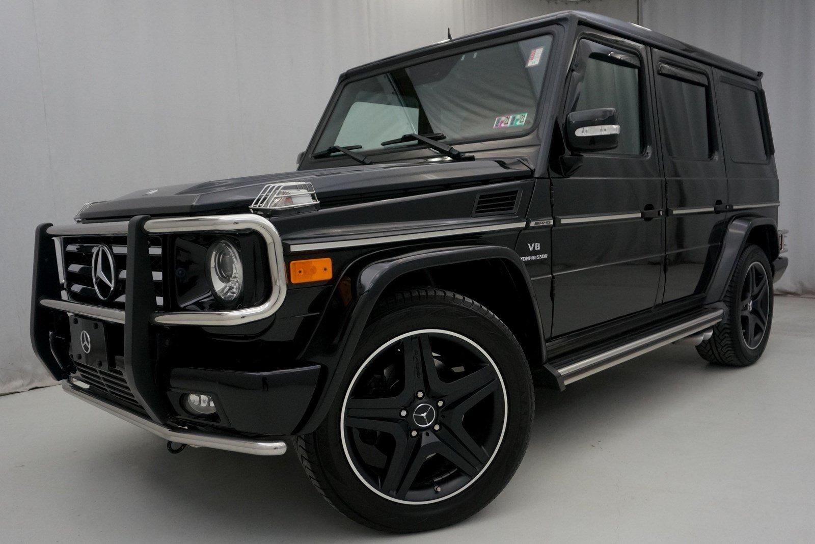 Used 2009 Mercedes-Benz G55 AMG  | King of Prussia, PA