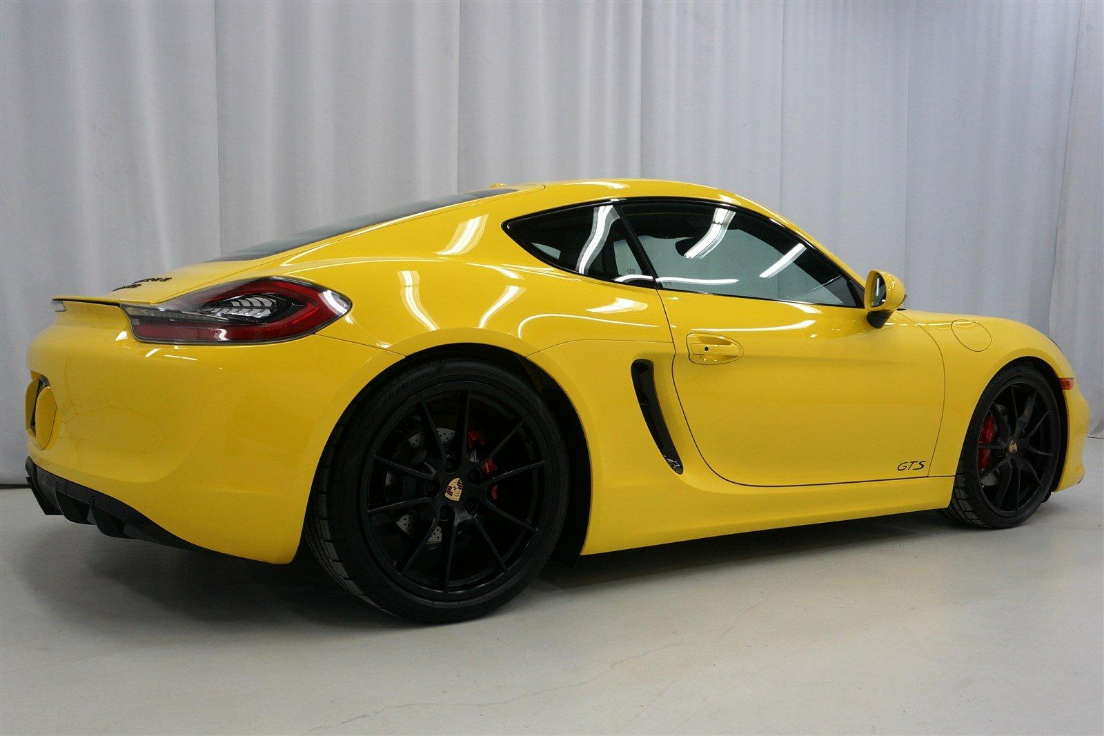 2016 Porsche Cayman Gts Stock K185523 For Sale Near King