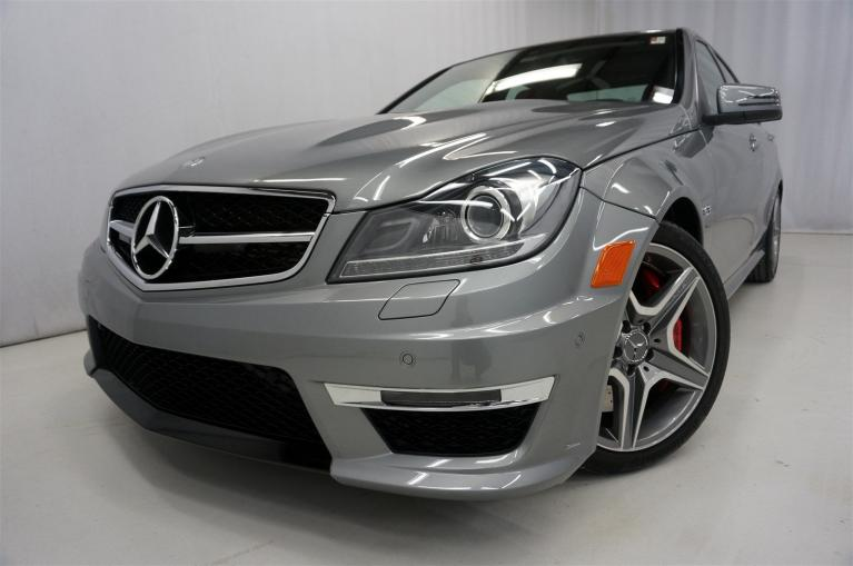 Used-2013-Mercedes-Benz-C-Class-C-63-AMG