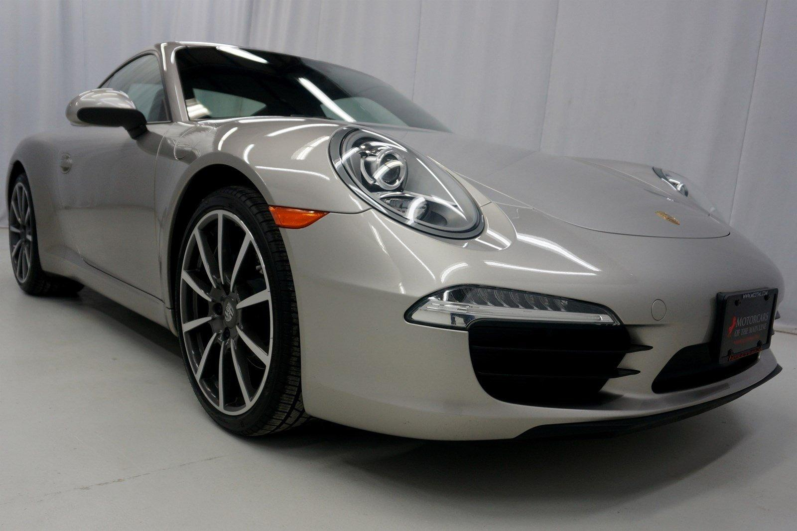 Used-2012-Porsche-911-991-Carrera