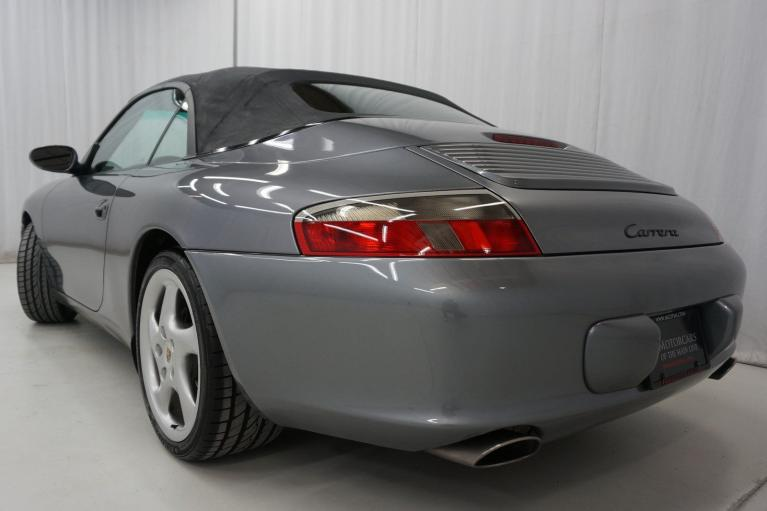 Used-2002-Porsche-911-Carrera