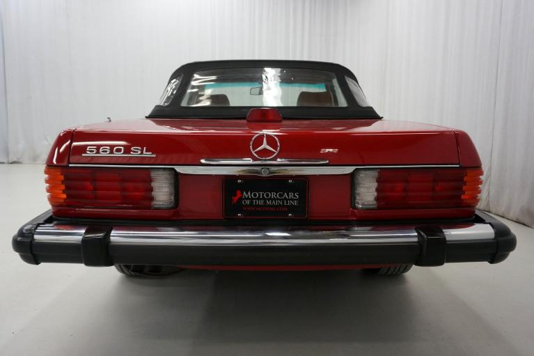 Used-1987-Mercedes-Benz-560SL