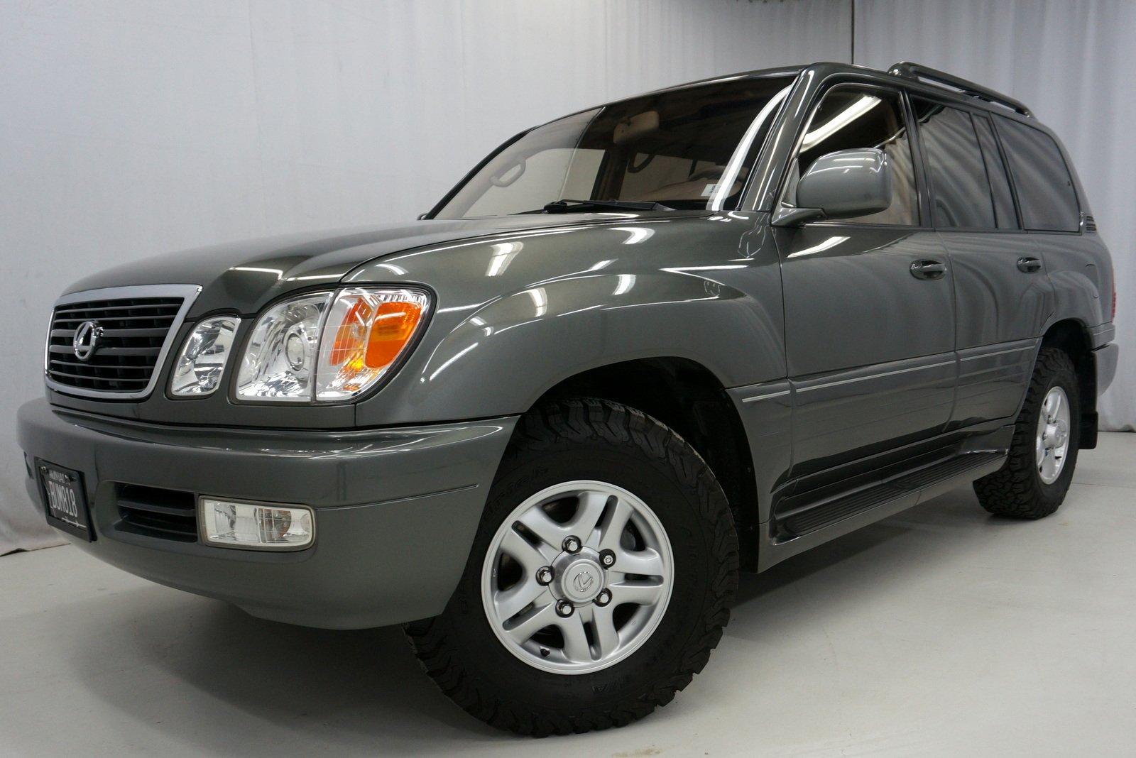Used 1999 Lexus LX 470 Luxury SUV  | King of Prussia, PA