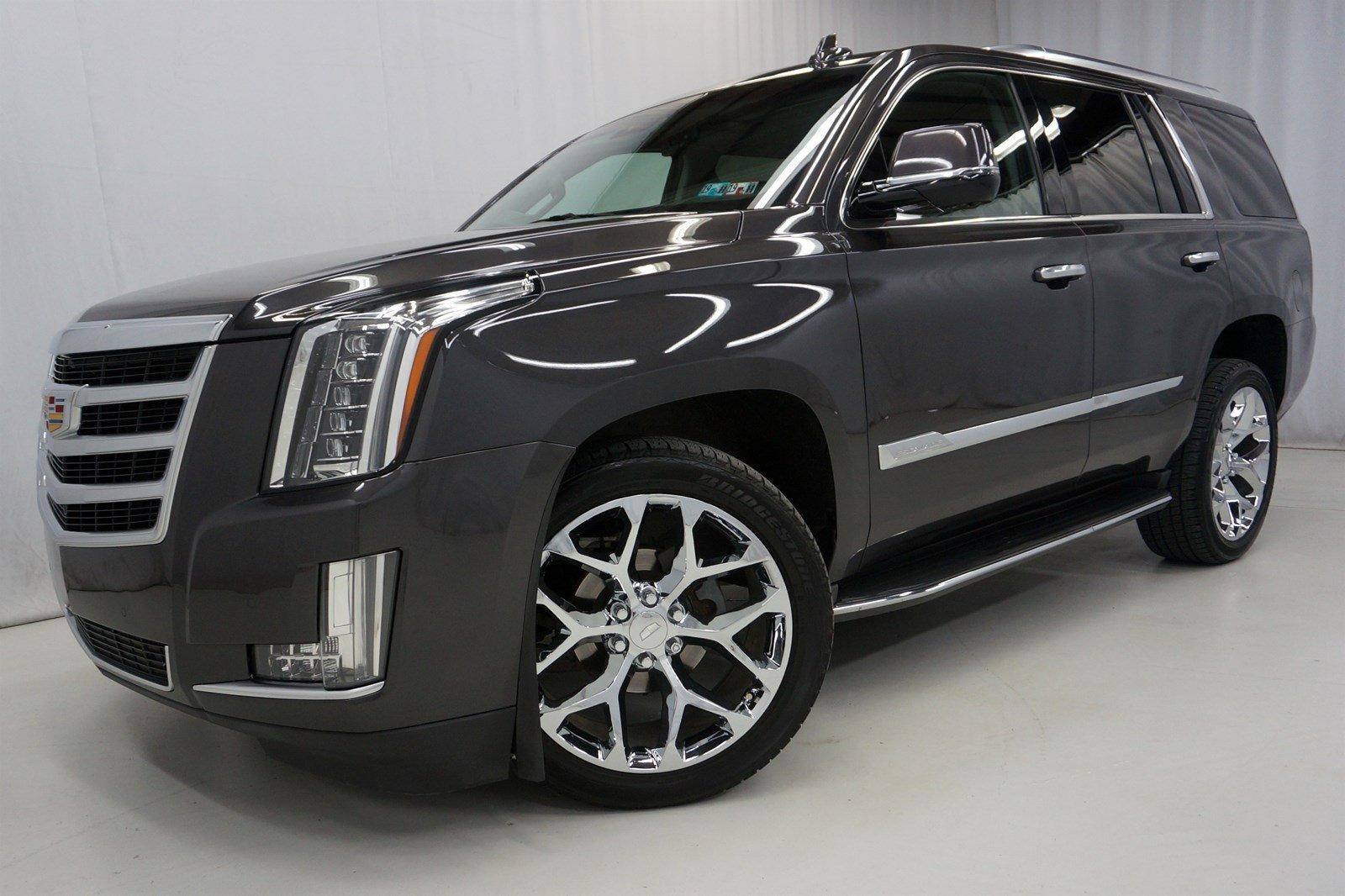 2016 Cadillac Escalade Luxury Collection Stock R126982 For Sale Near King Of Prussia Pa Pa Cadillac Dealer