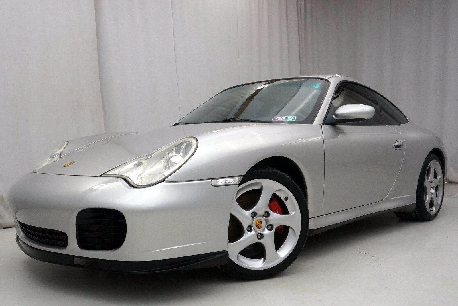 Used 2004 Porsche 911 Carrera 4S | King of Prussia, PA