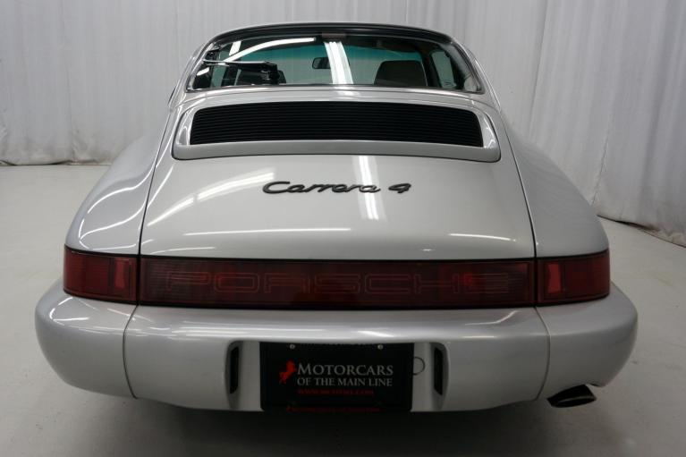 Used-1990-Porsche-911-Carrera-4
