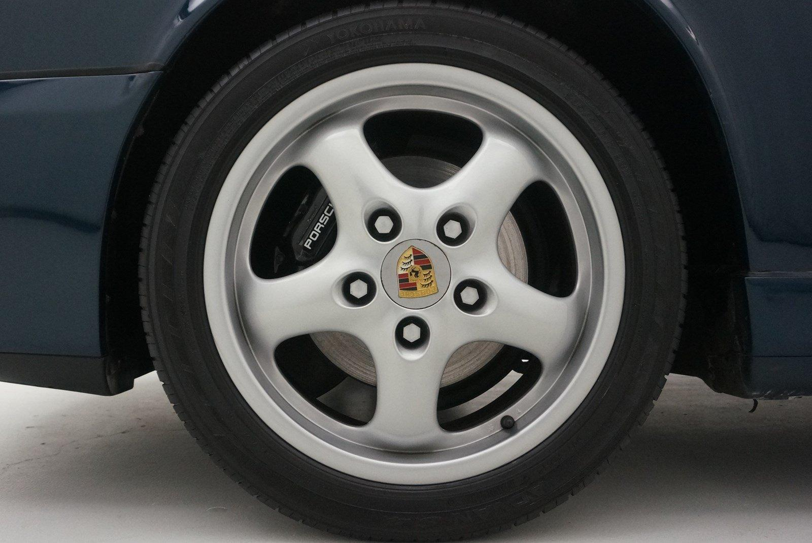 Used-1991-Porsche-911-Carrera