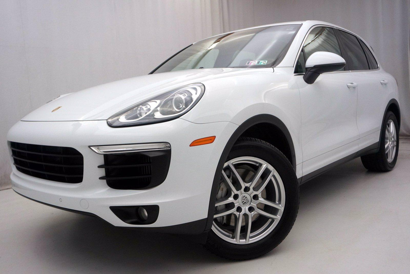 Used 2015 Porsche Cayenne S | King of Prussia, PA