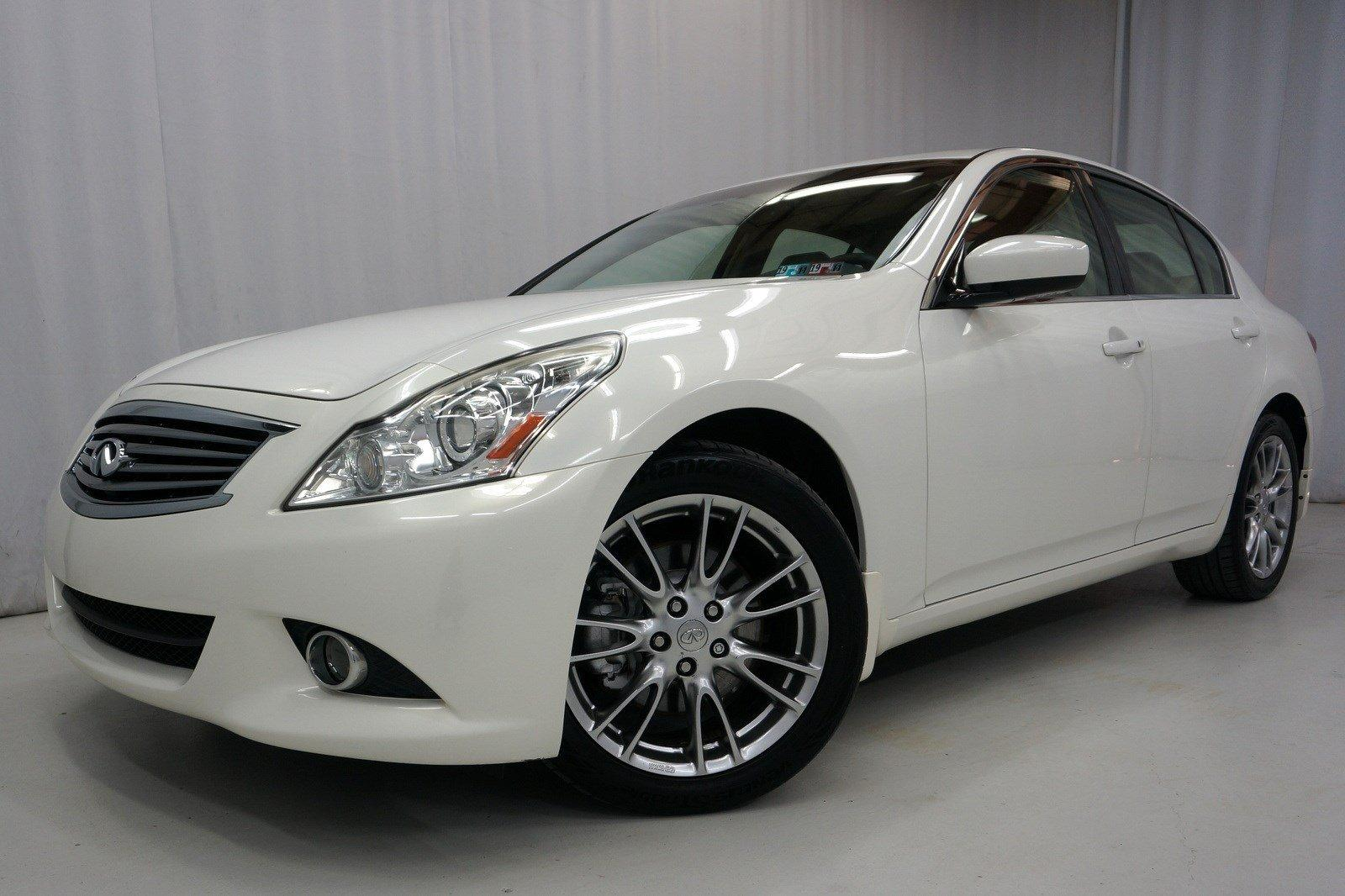 2012 Infiniti G37 Sedan X Sport Appearance Edition Stock M973762 For Sale Near King Of Prussia Pa Pa Infiniti Dealer