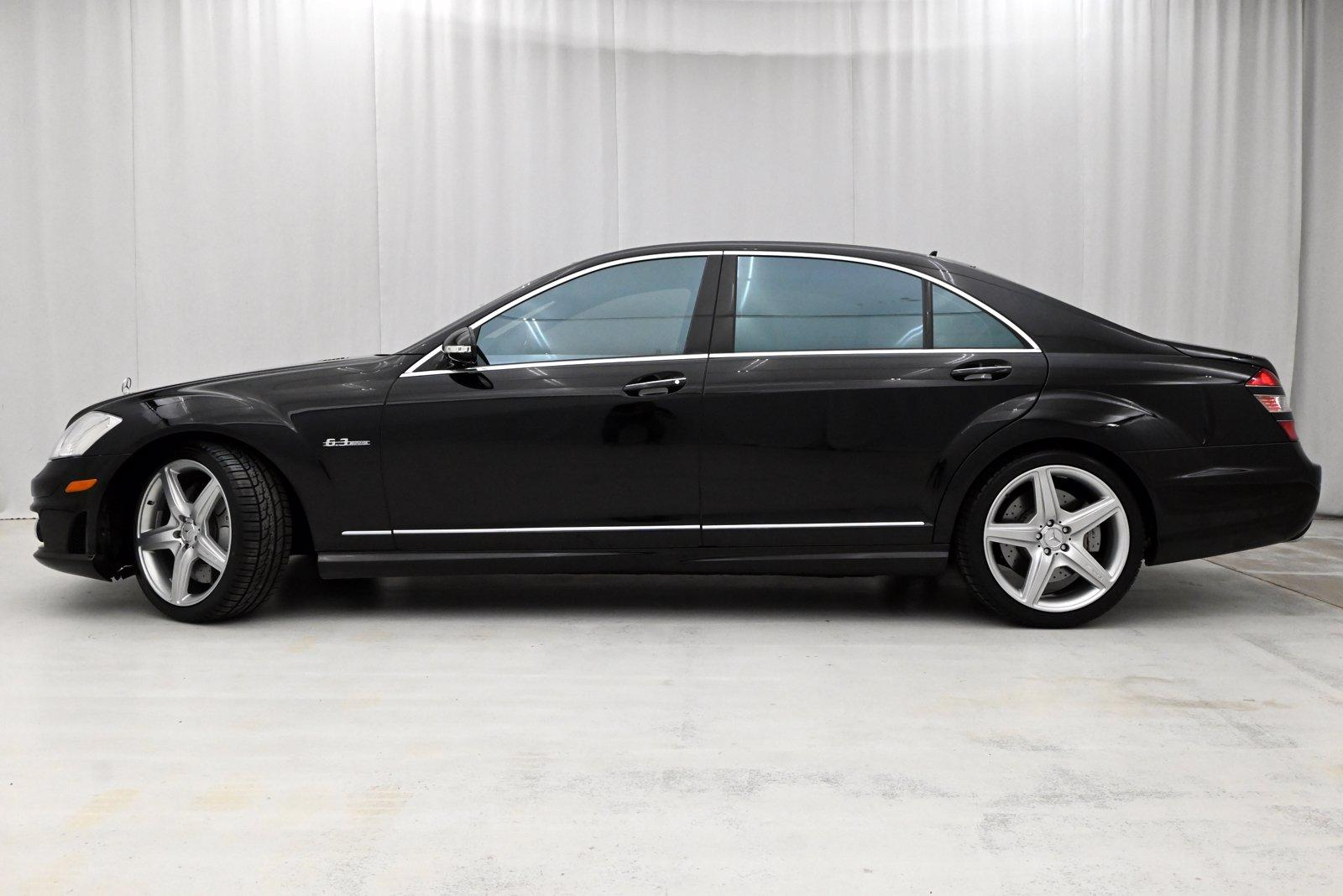 Used-2009-Mercedes-Benz-S63-AMG-63L-V8-AMG