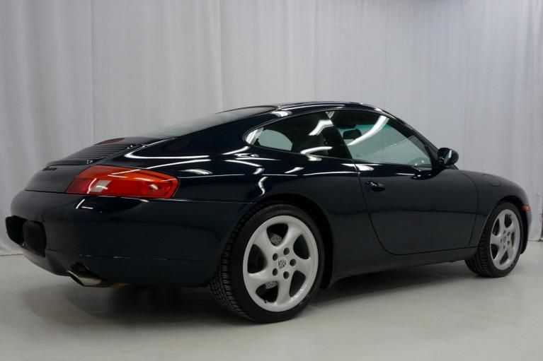 Used-1999-Porsche-911-Carrera