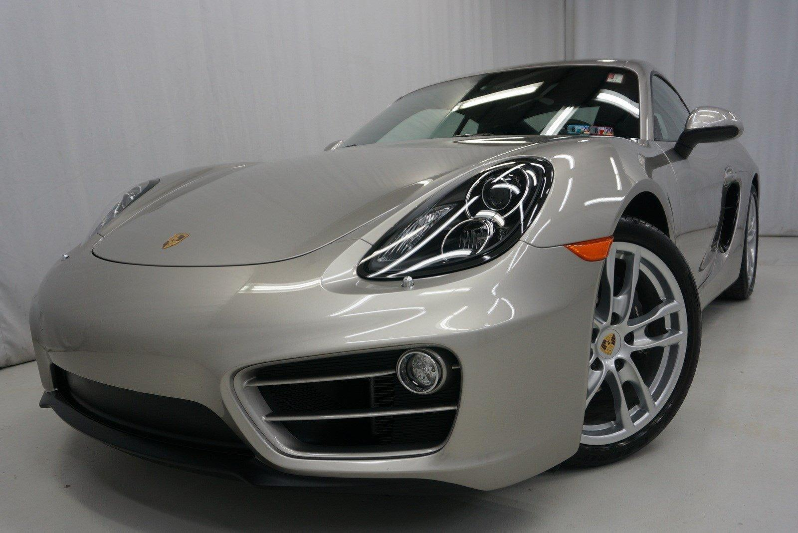Used-2014-Porsche-Cayman