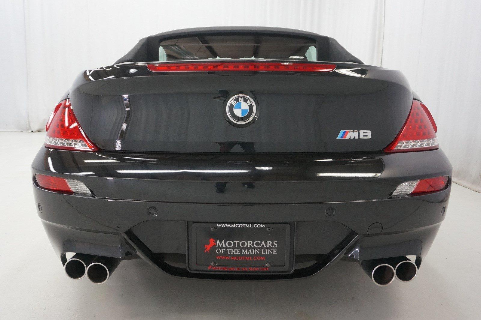 Used-2009-BMW-M6