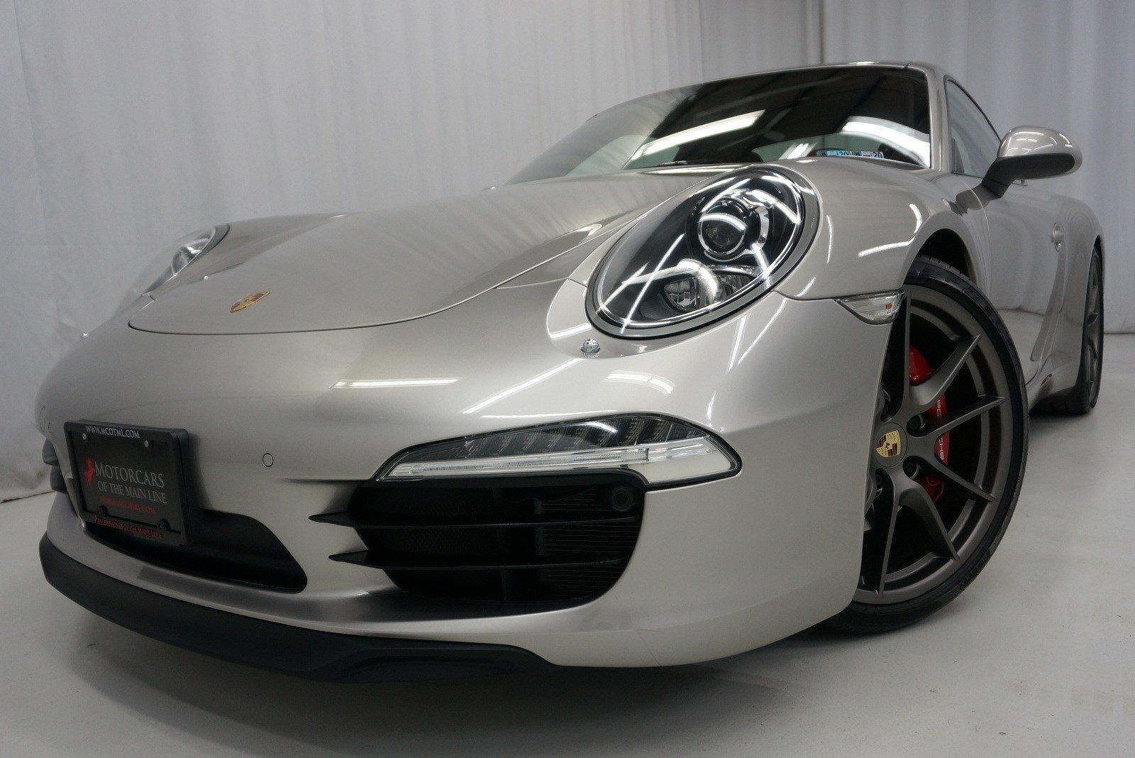 Used-2012-Porsche-911-991-Carrera-S