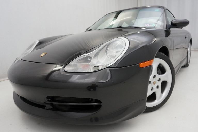 Used-2000-Porsche-911-Carrera-Aero-Kit-Sunroof-Delete
