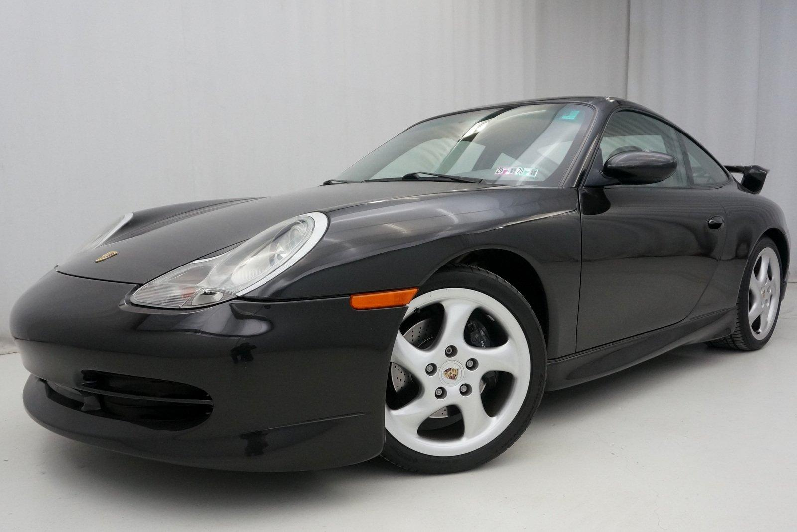 Used 2000 Porsche 911 Carrera Aero Kit Sunroof Delete  | King of Prussia, PA