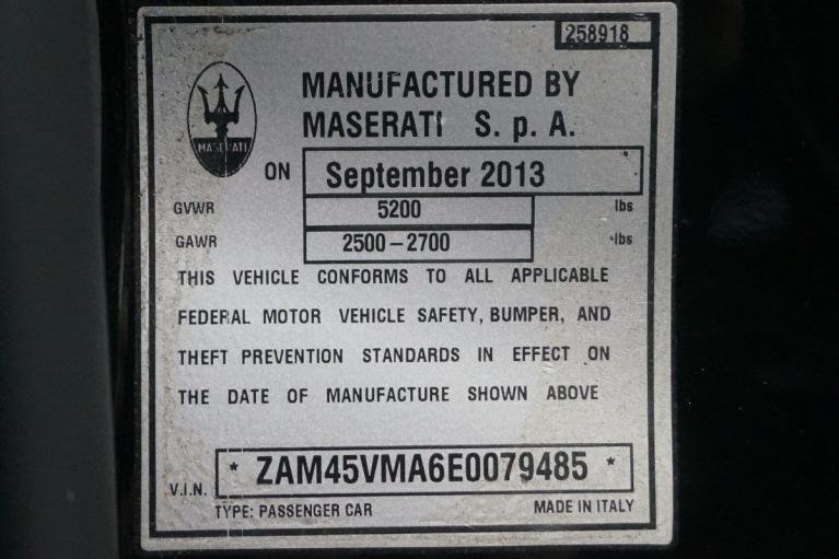 Used-2014-Maserati-GranTurismo-Convertible-MC