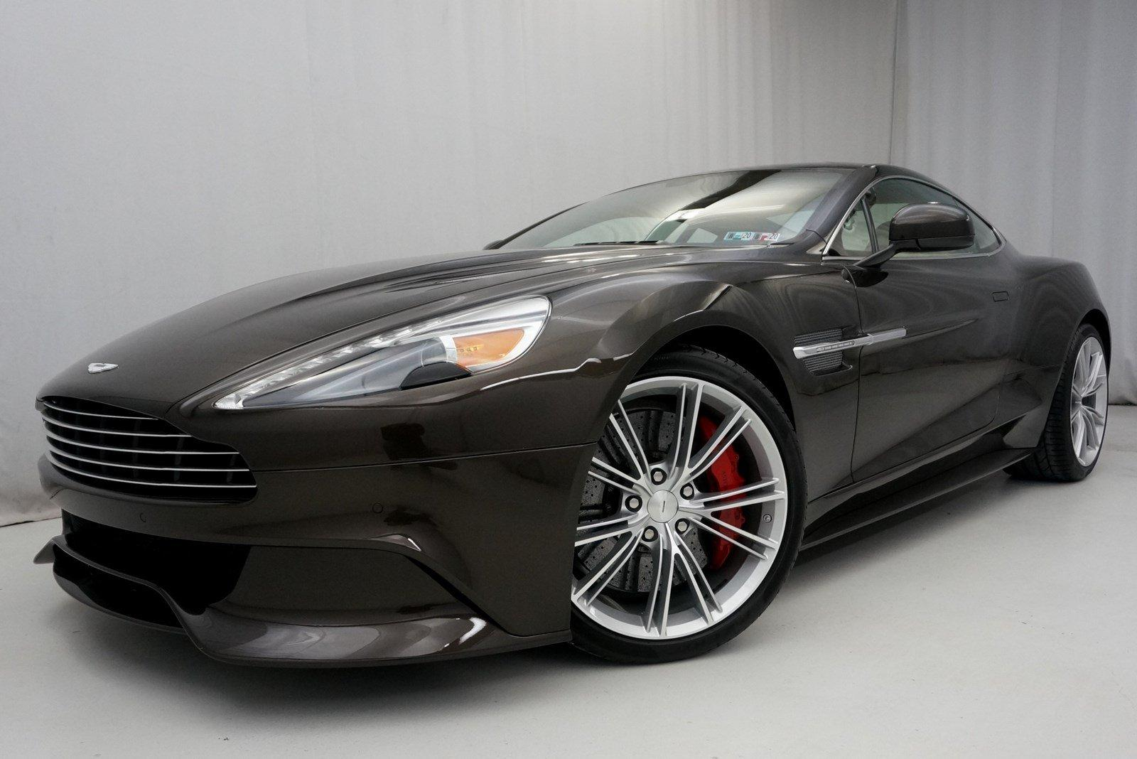 Used 2014 Aston Martin Vanquish  | King of Prussia, PA