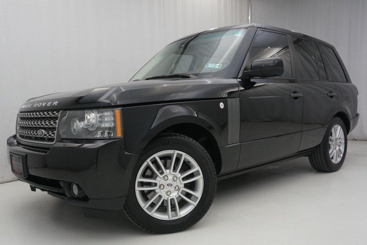 Used 2010 Land Rover Range Rover HSE | King of Prussia, PA