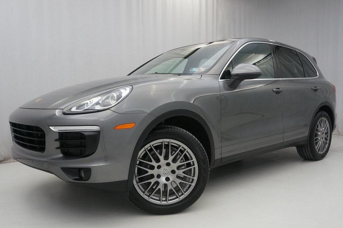Used 2016 Porsche Cayenne  | King of Prussia, PA