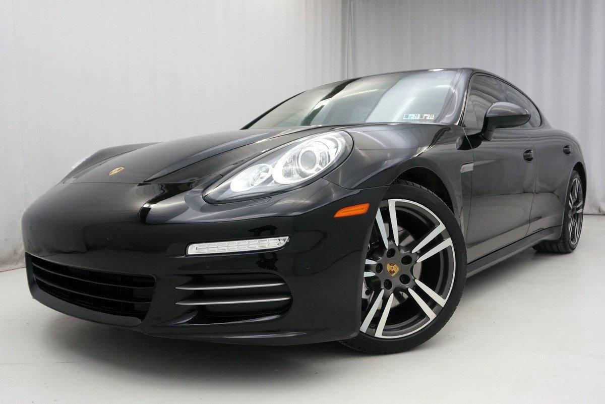 Used 2015 Porsche Panamera 4 | King of Prussia, PA