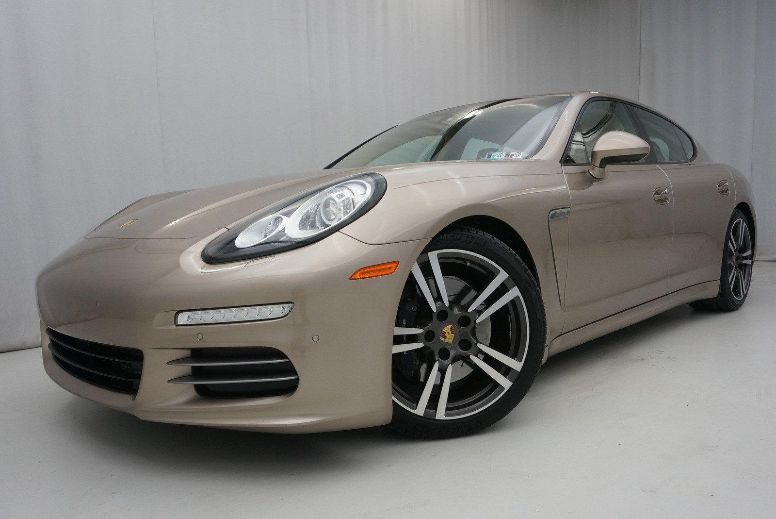 Used 2016 Porsche Panamera 4 Edition | King of Prussia, PA