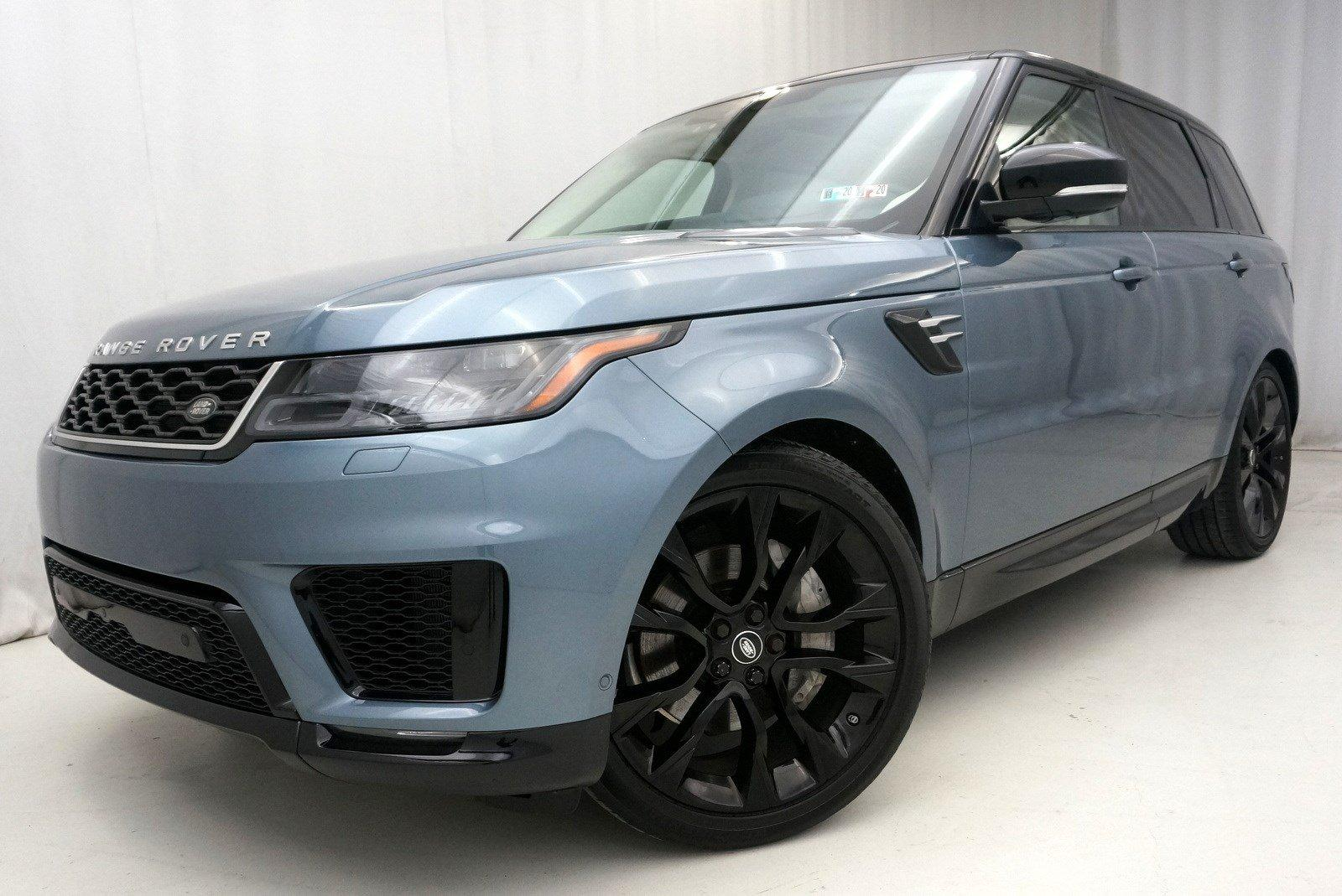 Used 2018 Land Rover Range Rover Sport HSE | King of Prussia, PA