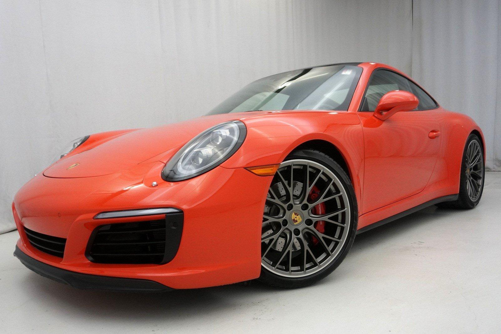Used 2017 Porsche 911 Carrera 4S | King of Prussia, PA